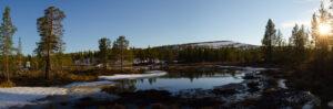 Vaellus Urho Kekkosen Kansallispuisto Hiking