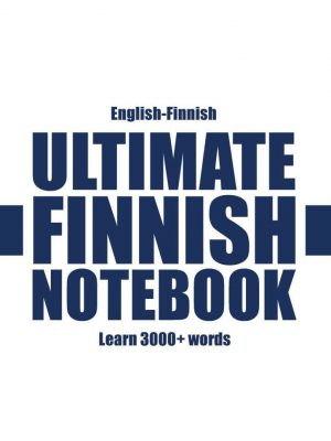 The cover of Ultimate Finnish Notebook